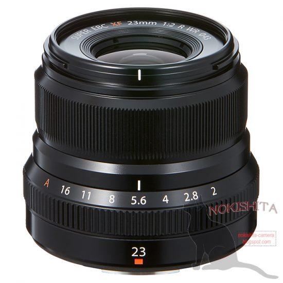 2 R WR Asph lens 2