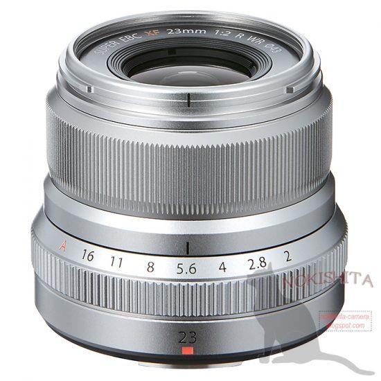 2 R WR Asph lens 3