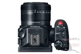 Canon XC15 4K camcorder 2