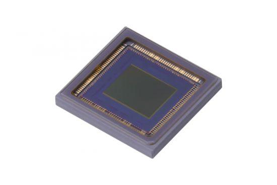 Canon sensor with global shutter