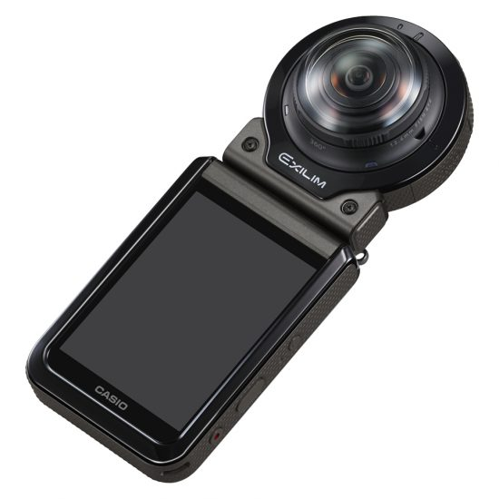 Casio 180 EX-FR200 rugged camera
