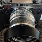 Fuji Fujinon XF 23mm f:2 R WR Asph lens