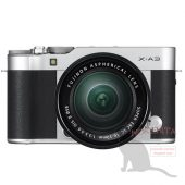 Fuji X-A3 camera 2