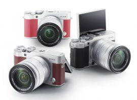Fuji-X-A3-camera