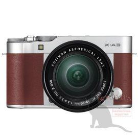 Fuji X-A3 camera 3