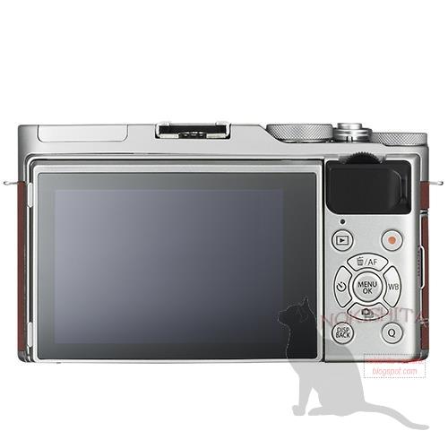 Fuji X-A3 camera 4