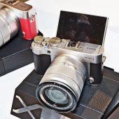 Fuji-X-A3-mirrorless-camera