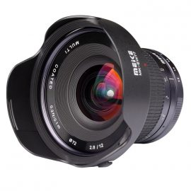 Meike 12mm f:2.8 wide angle lens for mirrorless cameras 2