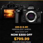 Olympus-OM-D-E-M1-24-hour-sale