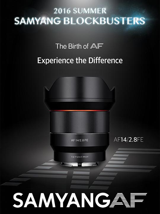 Samyang-AF-142.8-FE-lens