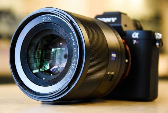 Sony-Planar-T-FE-50mm-1.4-ZA-lens-SEL50F14Z