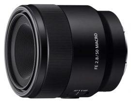 Sony-full-frame-FE-50mm-f2.8-macro-lens