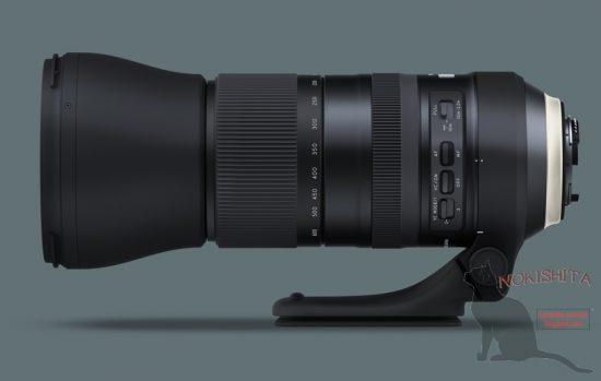 Tamron SP 150-600mm f:5-6.3 Di VC USD G2 lens