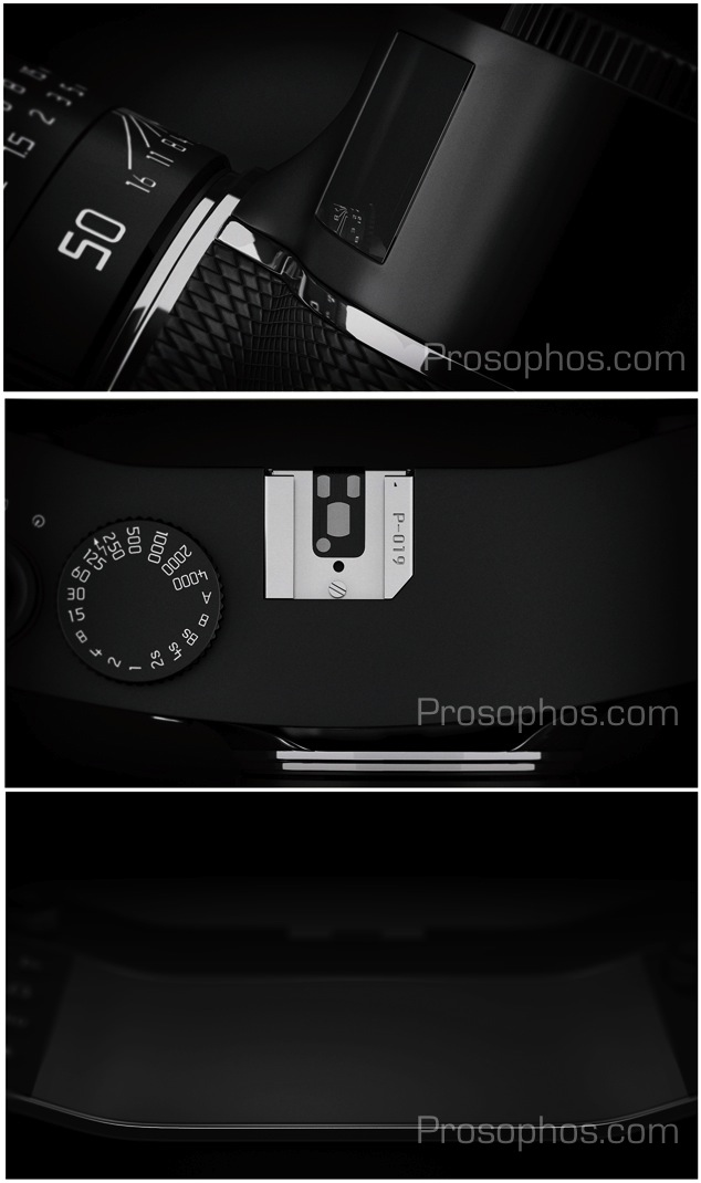 new M mount camera with CCD sensor rumors