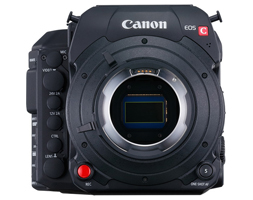 Canon C700 4K RAW cinema camera