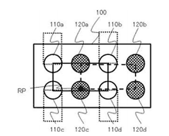 Canon-Multi-module-multi-aperture computational camera patent