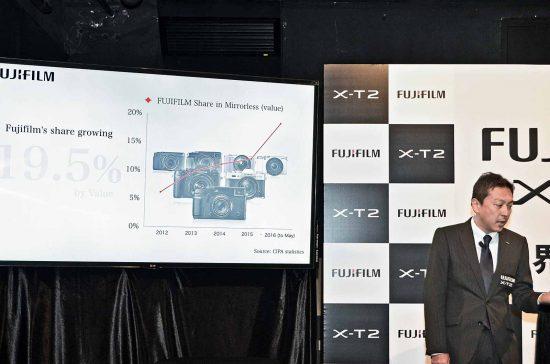 Fuji X-T2 camera event in Hong Kong -10