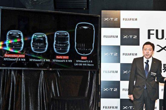 Fuji X-T2 camera event in Hong Kong -11