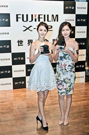 Fuji X-T2 camera event in Hong Kong -13