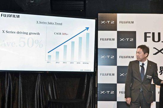 Fuji X-T2 camera event in Hong Kong -9