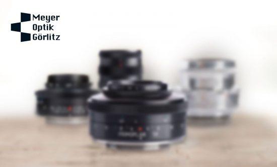 Meyer Optik lens teaser