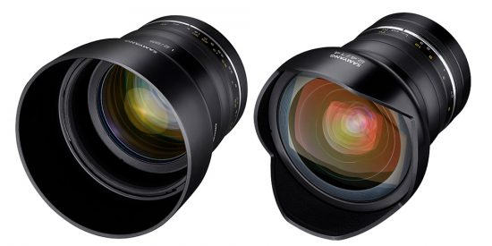 samyang-14mm-f2-4-and-samyang-85mm-f1-2-manual-focus-lenses