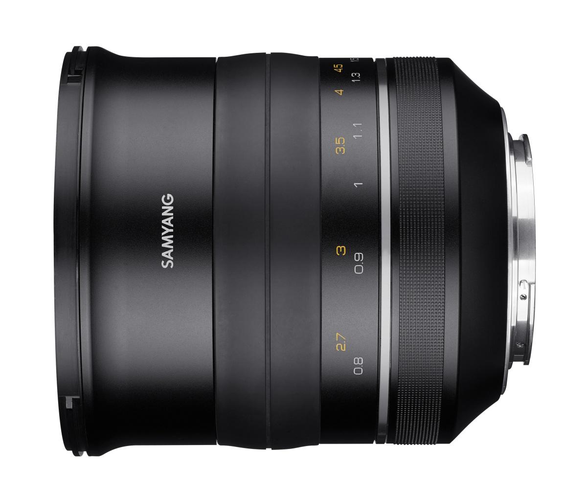 Image result for Samyang 85mm F1.2 XP Premium