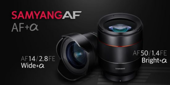 "Samyang to start making AF lenses for Canon and Nikon, Fuji and Micro Four Thirds ""are not very important"""