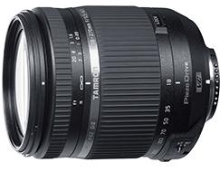 Tamron 18-270mm F : 3.5-6.3 Di II VC PZD lens model B008TS