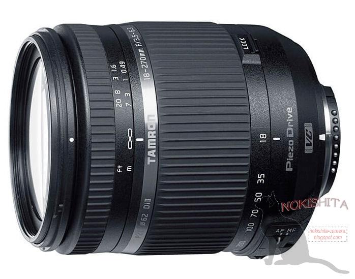 next tamron lens 18 270mm f 3 5 6 3 di ii vc pzd ts photo rumors. Black Bedroom Furniture Sets. Home Design Ideas