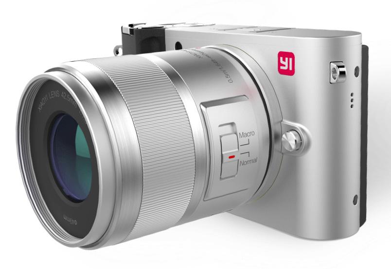 Photokina 2016: YI Technology announced a new M1 ...
