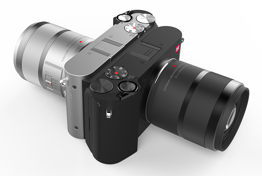 Photokina 2016 yi technology announced a new m1 for Camera targa
