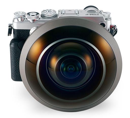 New Entaniya 250 fisheye lens for MFT announced