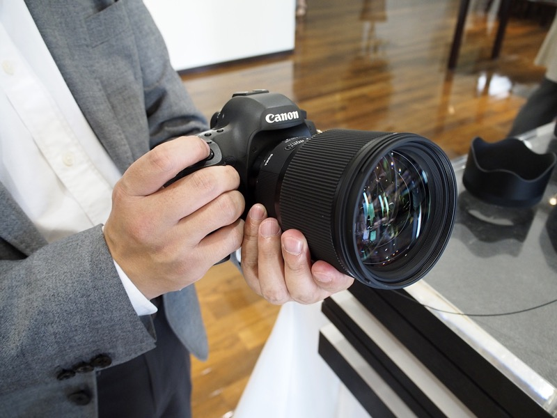 sigma updates 85mm f 1 4 and 12 24mm f 4 art lenses reviewed