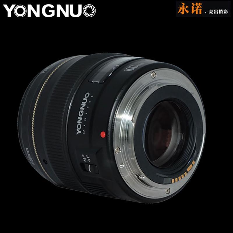 New Yongnuo Yn 100mm F 2 Lens Photo Rumors