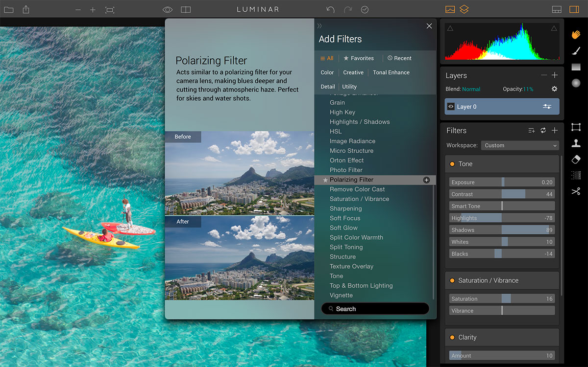 Macphun Luminar Available For Pre Order Adobe Photoshop Cc 2017 Updates Open Source