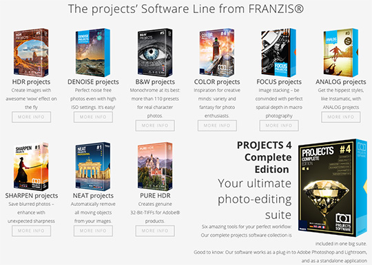 franzis-projects-software