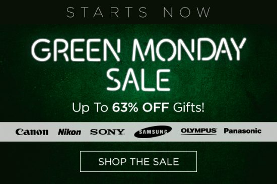 green-monday-sale-adorama