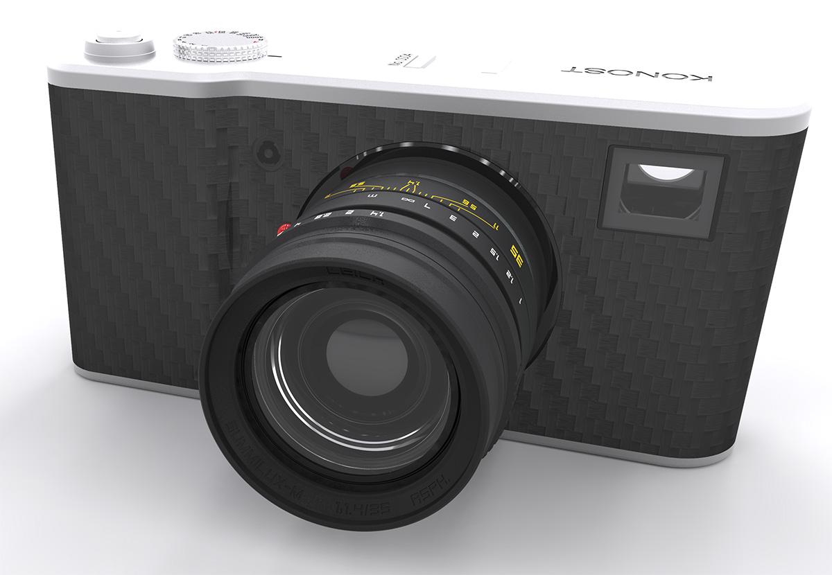 konost full frame digital rangefinder camera 4 - Mirrorless Full Frame