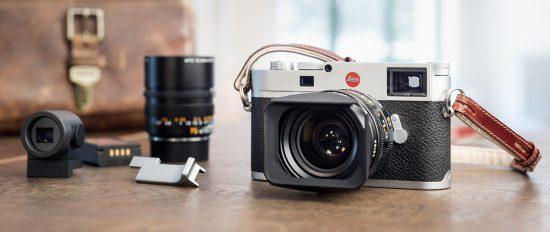 Leica M10 camera announced