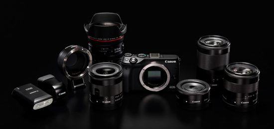 At least two new Canon EOS M mirrorless cameras rumored for 2019