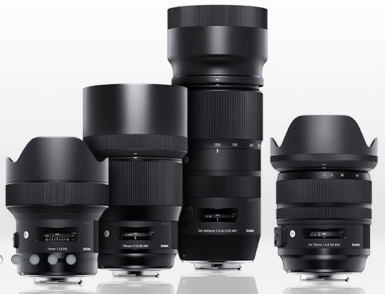 Sigma 24-70mm f/2.8 DG OS HSM Art and 14mm f/1.8 DG HSM Art lenses available for pre-order