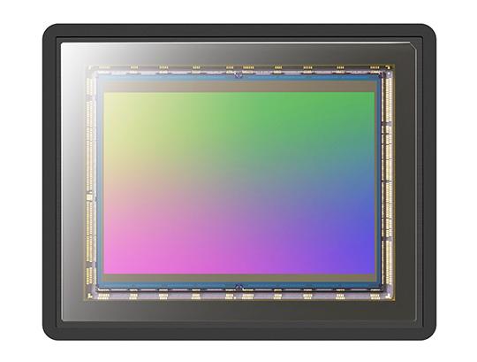 Canon's 63MP full-frame sensor (35MM63MXSCD) and Sony's 60MP full-frame sensor (IMX455)