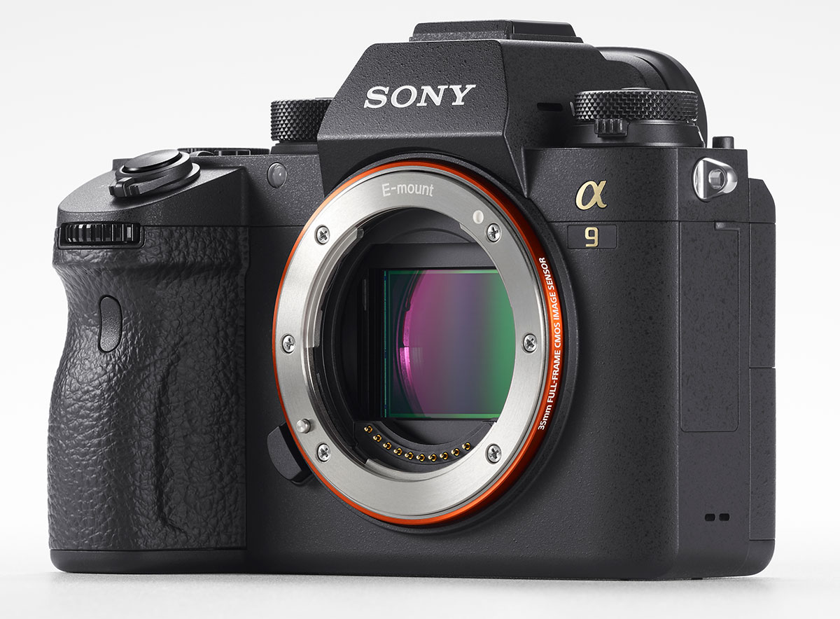 Sony announced major firmware updates for the a9/a7RIII