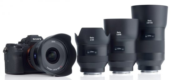 New Zeiss Batis 40mm f/2 CF FE lens rumored to be announced soon