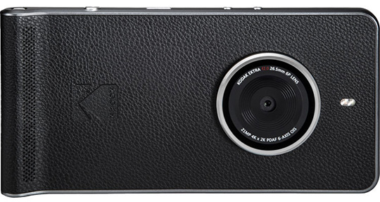 Deal of the day: Kodak EKTRA smartphone for $119.99