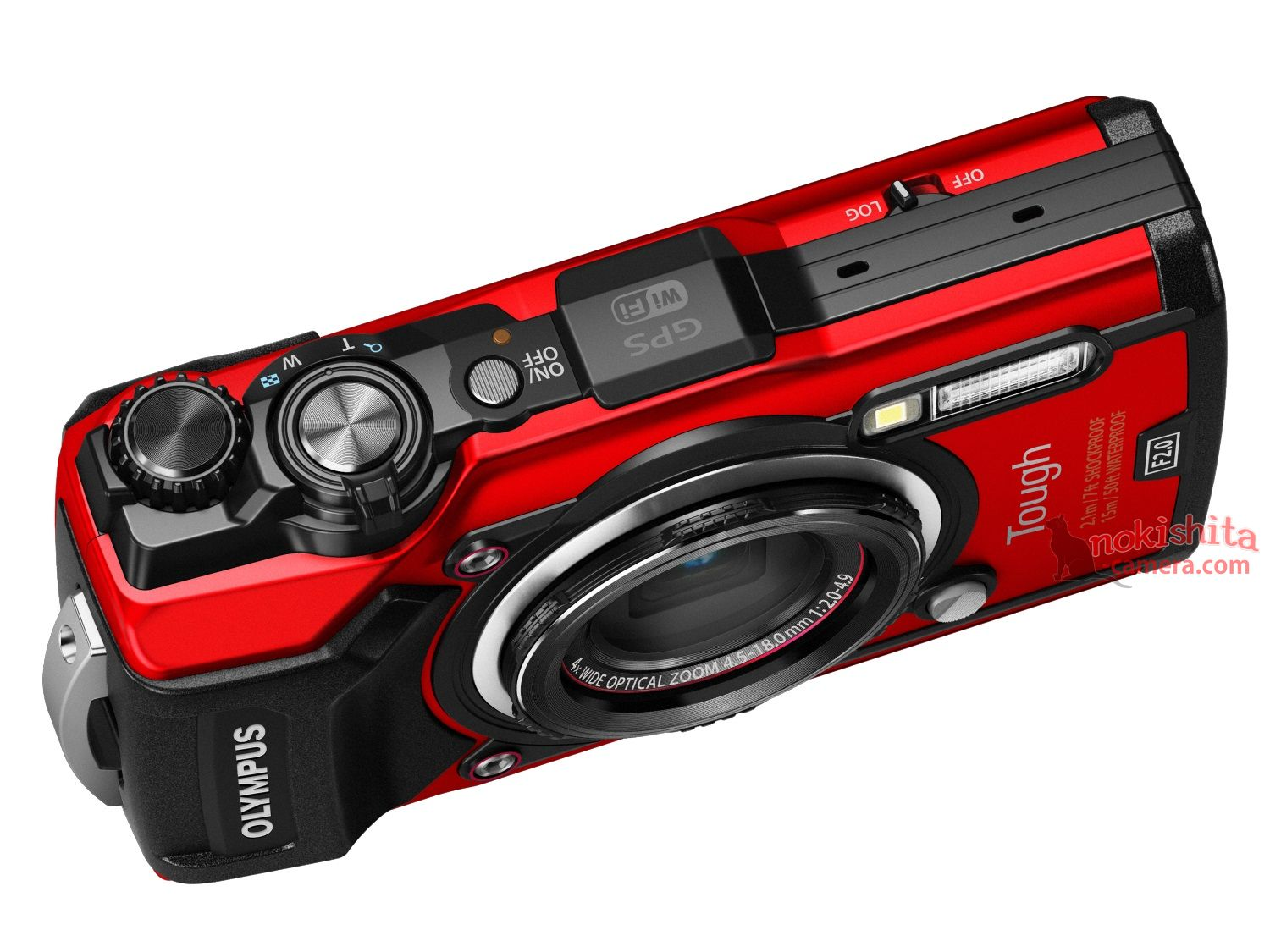 Pictures And Specs Of The Upcoming Olympus Tough Tg 5