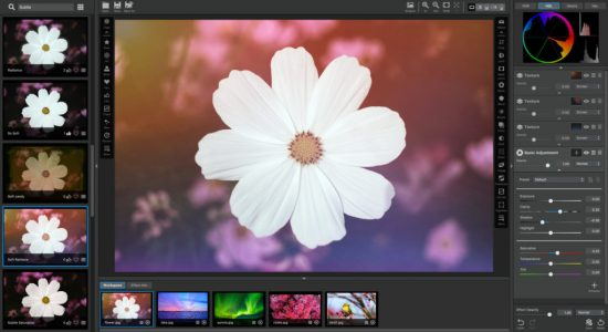 Topaz Labs has a new image editor called Topaz Studio