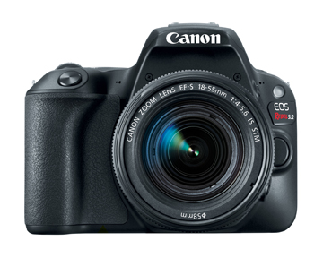 Canon EOS Rebel SL3 camera to be announced soon