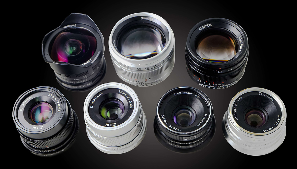 7artisans To Announce Two New Aps C Mirrorless Lenses 12mm F 28 Meike 50mm F2 Lens For Mft Micro Four Third In Addition The 35mm 2 Full Frame Leica M Mount Rangefinder Coupled I Reported About A Few Months Ago Chinese Company